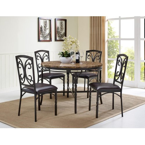 Tuscan Casual Dining Table