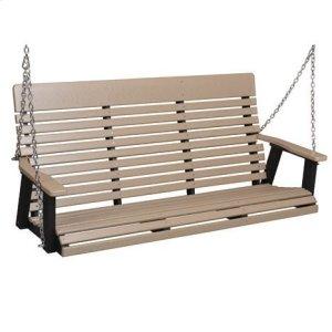Casual Back Three Seat Swing