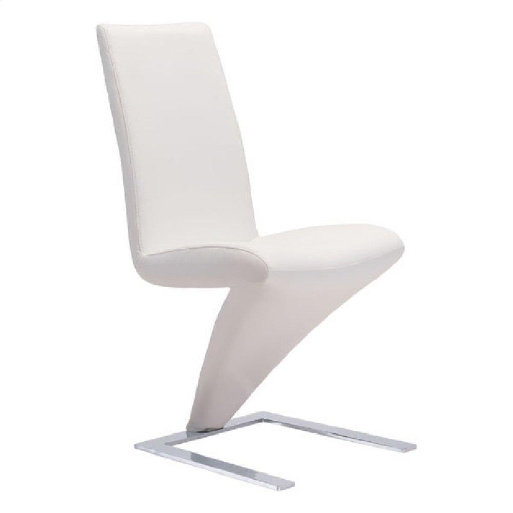 Herron Dining Chair White