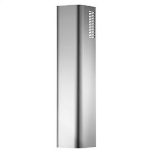 Optional Non-Ducted Flue Extension for RM50000 series range hoods in Stainless Steel