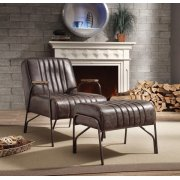 ESP 2PC PK CHAIR & OTTOMAN Product Image
