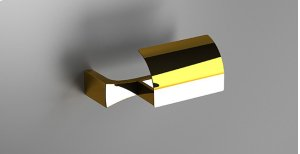 Gold Toilet Roll Holder Product Image