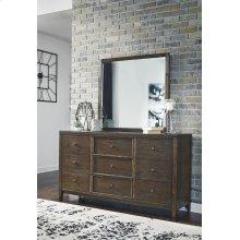Kisper - Brown 2 Piece Bedroom Set
