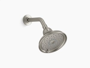 Vibrant Brushed Nickel 2.5 Gpm Multifunction Showerhead With Katalyst Air-induction Technology Product Image