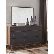 Daneston - Brown/Graphite 2 Piece Bedroom Set