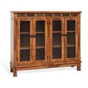 Sedona Bookcase w/ 4 Doors Product Image