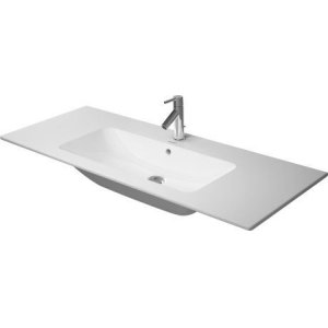 Me By Starck Furniture Washbasin 1 Faucet Hole Punched
