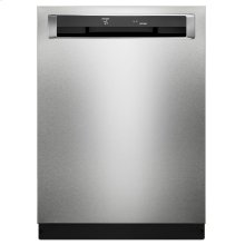 39 DBA Dishwasher with Fan-Enabled ProDry System and PrintShield Finish, Pocket Handle Stainless Steel with PrintShield™ Finish