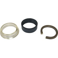 Gland, Packing, Retainer, Spout