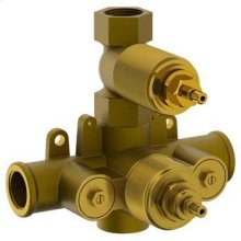 """3/4"""" Thermostatic Valve With Built In Control"""