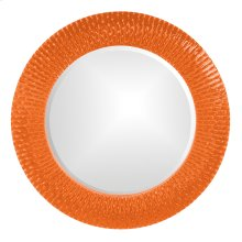 Bergman Mirror - Glossy Orange