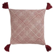 Tanner Pillow Cover Rust