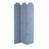 7' High Upholstered Screen Product Image