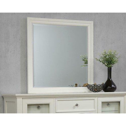 Sandy Beach Vertical Mirror