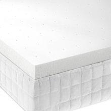 2 Inch Memory Foam Mattress Topper Cal King