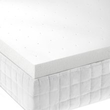 2 Inch Memory Foam Mattress Topper Cal King