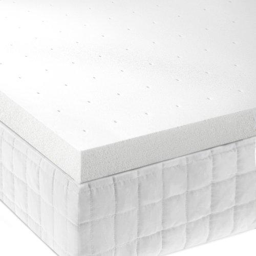 2 Inch Memory Foam Mattress Topper Queen