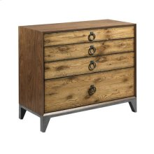 AD Modern Synergy Lumber Bunching Drawer Chest