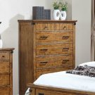 Brenner Rustic Honey Chest Product Image