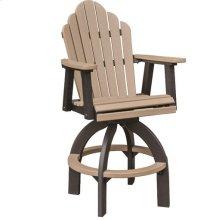 "Cozi-Back 30"" Swivel XT Chair"