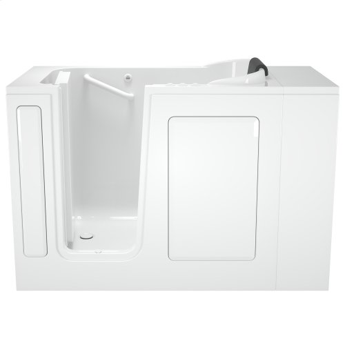 Gelcoat Premium Series 28x48-inch Walk-in Tub  Combo Massage  American Standard - White