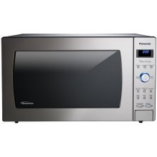 2.2 Cu. Ft. Built-In/Countertop Microwave Oven with Inverter Technology - Stainless Steel - NN-SD997S
