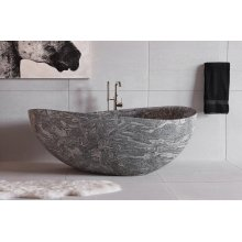 Papillon Bathtub Cumulo Granite