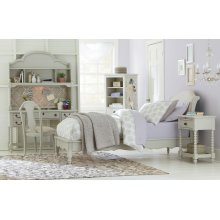 Inspirations by Wendy Bellissimo - Morning Mist Avalon Platform Bed T 3/3