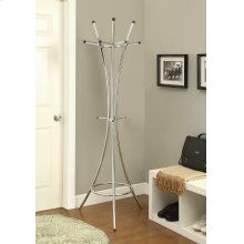 Contemporary Cappuccino Coat Rack