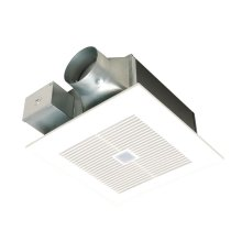 WhisperFit® EZ - The fastest, easiest ENERGY STAR® retrofit fan with SmartAction® Motion Sensor, 80 or 110 CFM