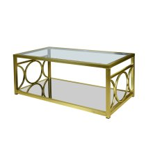 Augustine Gold Coffee Table