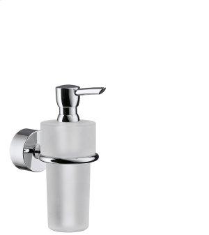 Polished Chrome Liquid soap dispenser Product Image