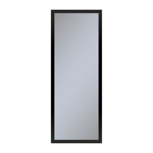 "Profiles 11-1/4"" X 30"" X 4"" Framed Cabinet In Matte Black and Non-electric With Reversible Hinge (non-handed)"