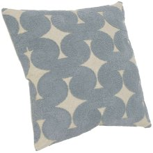 "Luxe Pillows Boucle Swirls (22"" x 22"")"