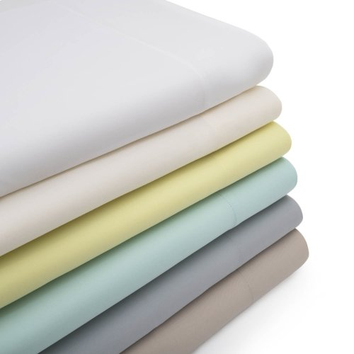 Rayon From Bamboo King Pillowcase White