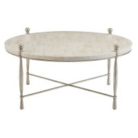 Clarion Round Cocktail Table Product Image