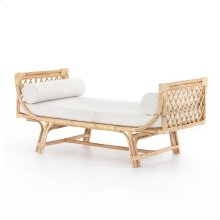 Marina Chaise-natural Rattan-tilden Sand