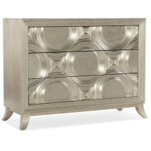 Living Room Bubbly Accent Chest