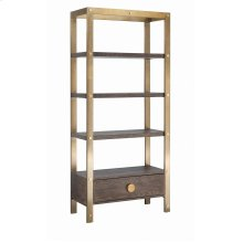 1-Drawer Etagere