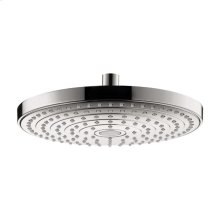 Chrome Showerhead 240 2-Jet, 2.5 GPM