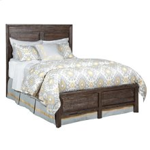 Montreat Borders Panel King Bed - Complete
