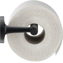 Toilet Paper Holder, Black Matt