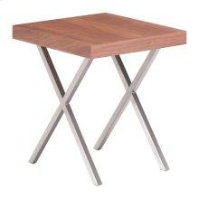 Renmen Side Table Walnut