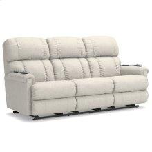 Pinnacle Power Wall Reclining Sofa w/ Headrest & Lumbar