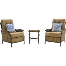 Hudson Square 3-Piece Lounge Set