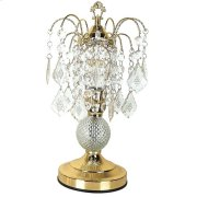 CRYSTAL TABLE LAMP Product Image