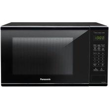 1.3 Cu. Ft. 1100W Countertop Microwave Oven - Black -NN-SU656B
