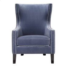 Valley Arm Chair Blue