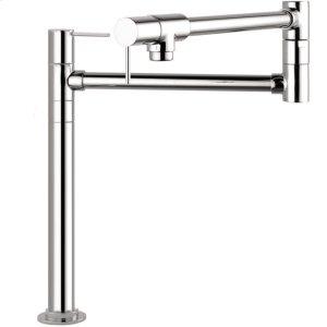Chrome Single lever kitchen mixer Product Image