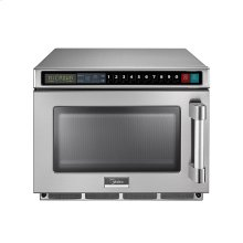0.6 Cu. Ft. 1200W Push Button Commercial Microwave